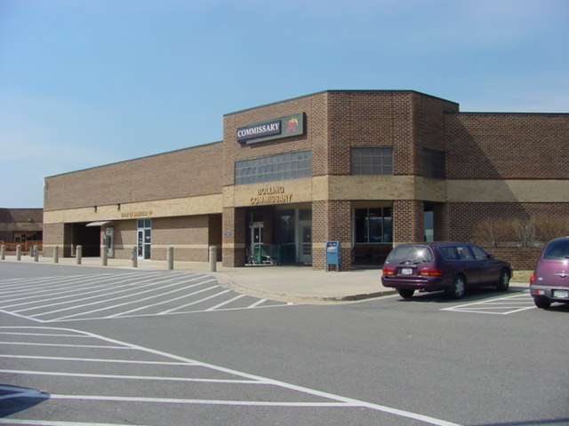 30/30: Joint Base Ancacostia-Bolling Commissary