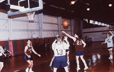 27/33: Basketball in one of the modern recreation facilities