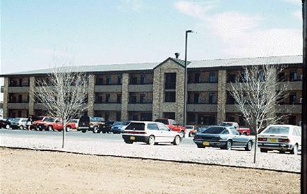 29/30: Dormitory on Cannon AFB
