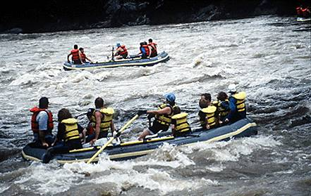 53/54: White Water Rafting with Outdoor Recreation