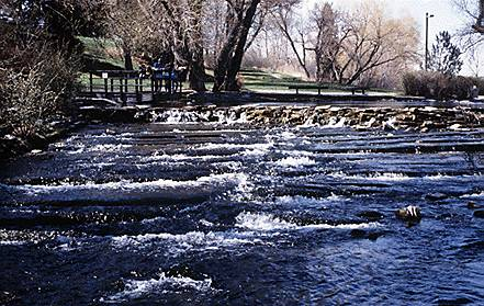 34/54: Giant Springs Heritage State Park in Great Falls (one of many parks in town)
