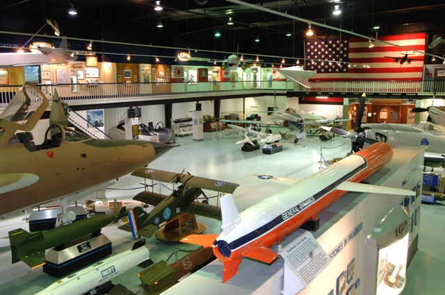 20/42: Air Force Armanent Museum - Eglin AFB