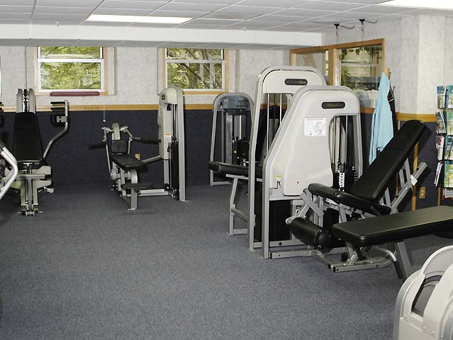 10/14:  The Hart-Dole-Inouye Federal Center MWR Fitness Center