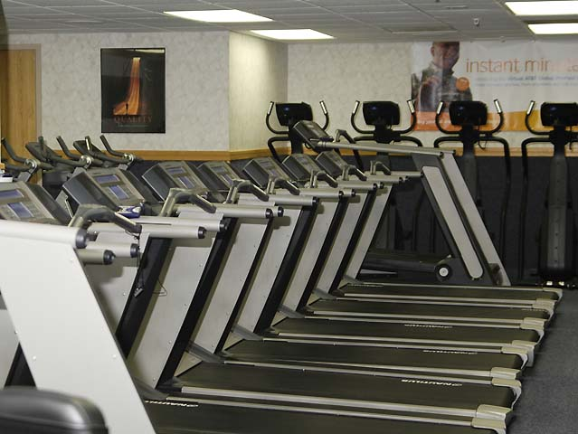 14/14: The Hart-Dole-Inouye Federal Center MWR Fitness Center