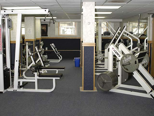 2/14: The Hart-Dole-Inouye Federal Center MWR Fitness Center