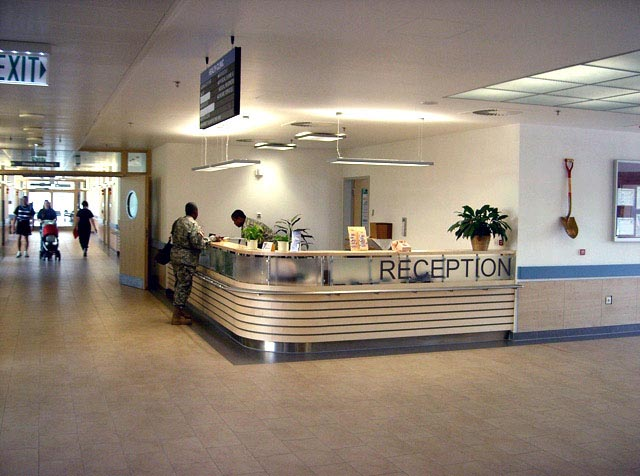 14/35: The Grafenwoehr Health Clinic is here for you.