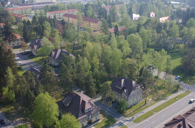 9/35:  Arial of Grafenwoehr installation. This U.S. Military Garrison offers you a great variety of quality programs and facilities.