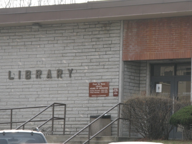 4/27: Library