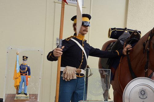 24/35: Reed Museum Rededication on the installation