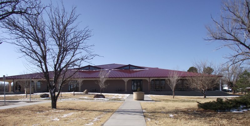 2/30:  Pecos Trail Dining Facility - Cannon AFB