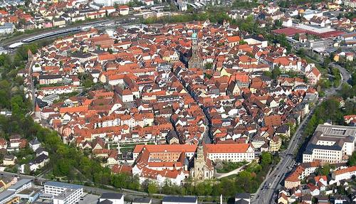29/35: Walled City of Amberg